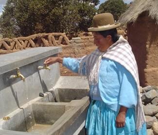 Quaker Bolivia Link