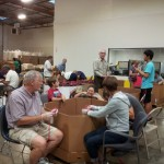SD Food Bank Volunteer Night-August, 2014